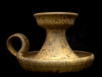 60er KERZENSTÄNDER VELUS KERAMIK kerzenhalter Candle holder 60s WGP pottery