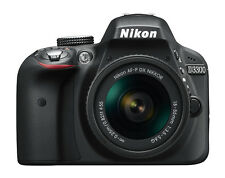 Nikon d3300 af-P 18-55 mm VR kit funda neopreni cámara reflex + accesorios paquete y libro