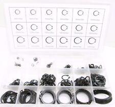 300pc External Circlip Set Circlips Snap Ring Assortment Retaining Clips HW184