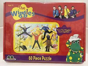 The WIGGLES 60 Piece Jigsaw Puzzle Kids