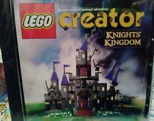 Lego Creator: Knights' Kingdom [CD-ROM] Windows 95 / Windows 98