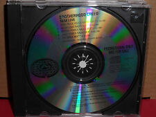 Brotherhood Creed - 50/50 Love PROMO CD Single with REMIX Rare RAP