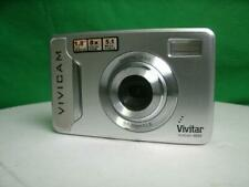 Vivitar ViviCam 5022 5.1 MP Digital Camera - Silver Tested and Working