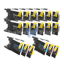 18++ PACK LC71 LC75 Ink Cartridge for Brother MFC-J5910DW MFC-J625DW MFC-J6510DW