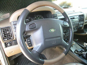 LAND ROVER DISCOVERY LEFT DRIVER  AIR BAG 1999-2000-2001-2002-2003-2004