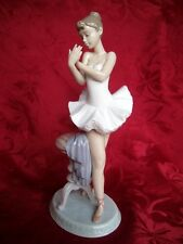 LLADRO #7641 FOR A PERFECT PERFORMANCE 1995 EVENT BALLERINA FIGURINE IN A BOX