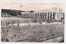 toulouse,grande piscine municipale,vue d'ensemble des deux bains