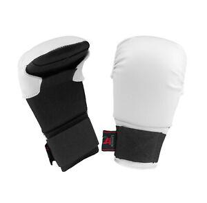 Karate Sparring Gloves Martial Arts Taekwondo Training Tournament Gloves Mitts