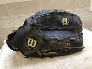 """Wilson A1820 Crossover 12"""" Youth Baseball Pitchers Glove Right Hand Throw Japan"""
