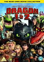 How To Train Your Dragon 1 and 2 Box Set (BD) [Blu-ray] [2018] [Region Free]