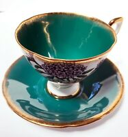 Taylor and Kent American State Flower Series Cup and Saucer Pennsylvania 1956