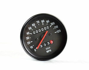 NEW GENUINE APRILIA PEGASO 650, 1992-1996 Speedometer MPH  AP8124177