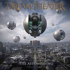 Dream Theater The Astonishing 4 X Vinyl LP 2016 11th March 2016