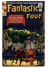 FANTASTIC FOUR #39 comic book vg 1965-MARVEL-SILVER-AGE