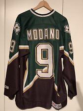 63187e9b Dallars Stars Mike Modano Vintage CCM Semi-Pro Jersey XXL