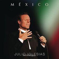 Julio Iglesias CD Mexico Includes 14 Tracks NEW Audio