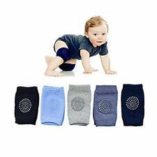 5 Par de Rodilleras Para Bebe Protector Para Gatear ~ Crawling Knee Pads Baby Us