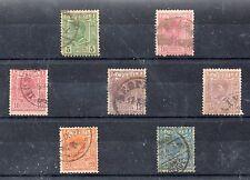 Serbia Serie del año 1890 (DB-479)