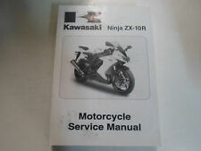 2008 Kawasaki Ninja ZX-10R Motorcycle Service Workshop Repair Shop Manual NEW