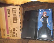 2011 SUPER GORGEOUS HOPE DIAMOND BARBIE GOLD LABEL WITH SHIPPER NEW NRFB