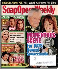Soap Opera Weekly - 2010, December 14 - Momentous Scene For Days' Newest Couple