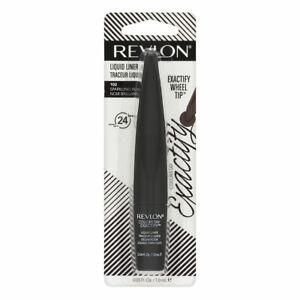 Revlon ColorStay Exactify Liquid Liner 102 Sparkling Black Brand New