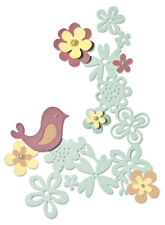 Sizzix Stanzer Thinlits Floral Love by Emily Atherton 660824