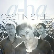 A-HA Cast in Steel (Deluxe Edition) 2CD Digipack 2015