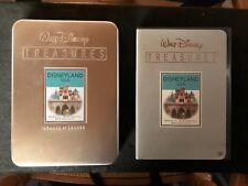 Walt Disney Treasure Disneyland USA 2 DVD Set with Tin - (2001  Release)