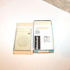 Admiral PR 277 Transistor Radio