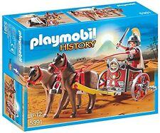 Playmobil histoire char romain 5391