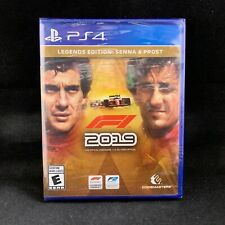 F1 2019 Legends Edition (PS4) BRAND NEW