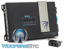 Soundstream BXA15000D Bx 5000w Monoblock Class D W/ Built-in Bx Digital Bass