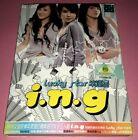 女子三人组 I.N.G.: LUCKY STAR 幸运星 (2006 / TAIWAN)    CD+VCD
