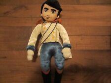 "Disney Store The Little Mermaid Prince Eric Wedding Plush Doll 16"""