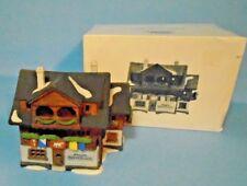 """Department 56 Alpine Village Series """"Besson Bierkeller"""" #6540-4 1986"""
