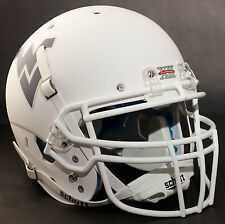 Schutt ROPO-DW Football Helmet Facemask - WEST VIRGINIA MOUNTAINEERS WVU