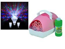 Sensory Lighting Kit -  Bubble Machine and Moonbulb Light - Relaxing Atmosphere!