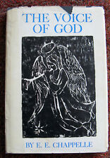 The Voice of God, by E. E. Chappelle.  Carlton Press, 1963.  Hardcover