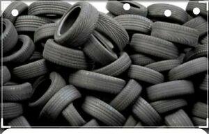 100Part Worn Tyres Bulk Job Lot Wholesale Tires Used Car Van 15 16 17 18 19 Inch