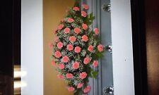 Casket Spray, Fresh Flowers, Carnations
