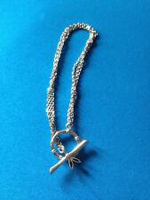 Bracelet Fin en Argent Massif 925 / Sterling Bracelet