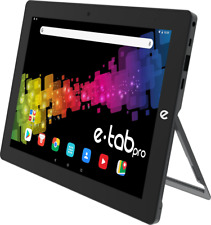 """Microtech Tablet e-tab Pro 10.1"""" WiFi 64 GB Win 10 Home"""