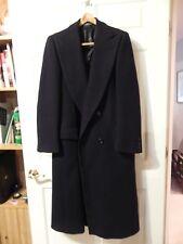 Polo Ralph Lauren overcoat NWT 40 Reg Double Breasted peak lapel $2,695 in wool