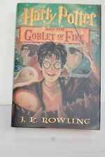 Harry Potter & The Goblet Of Fire - America 1st edition - Very good condition