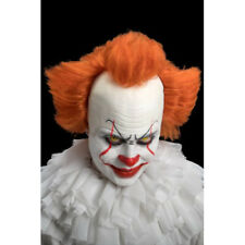 Clown IT Pennywise Wig Orange Fancy Dress Adult One Size only
