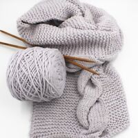 Hand Knitted Milk Cotton Yarn Warm Knitwear Craft Yarn for Sweater Scarf Crochet