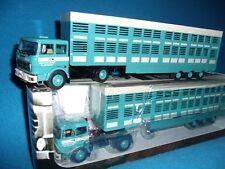 UNIC T270 Camion Semi Remorque Bétaillère GRANY à FEYTIAT au 1/43 Neuf en Boite