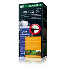 Dennerle Nano Bio CO2 Set 5g -40g DE-BCO2 Fertilization for Aquatic Plants