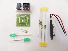GREEN FLASHING LED Blinkey Kit (GB-3) by RAINBOW KITS